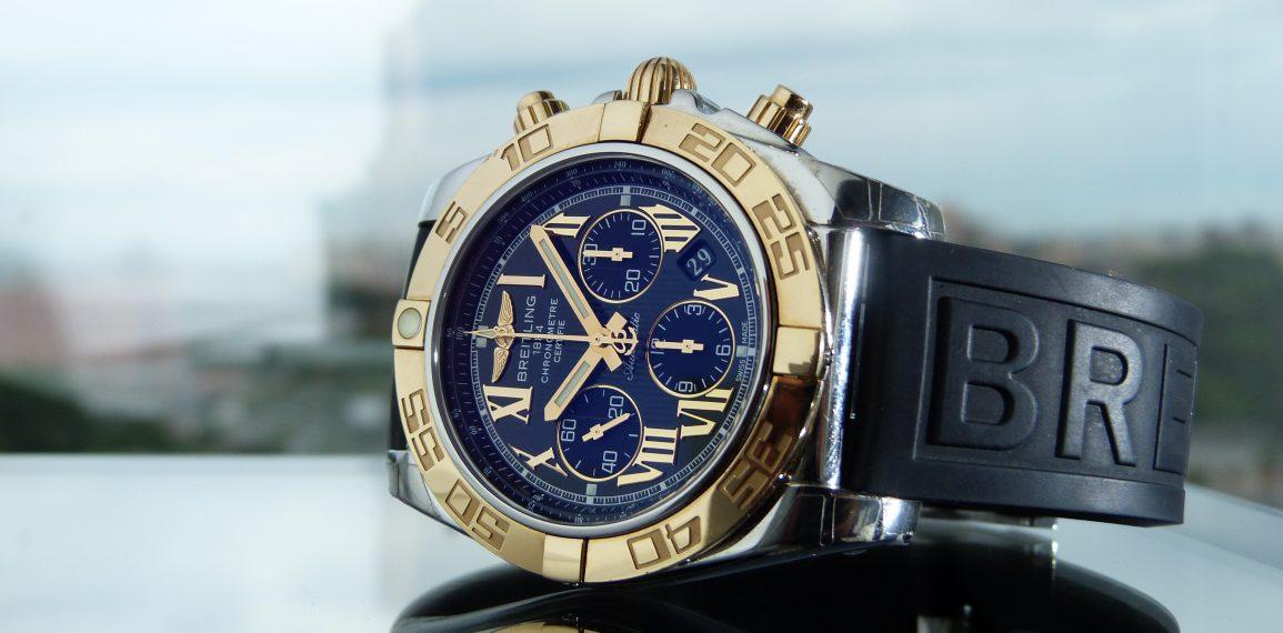 L'histoire des montres Breitling